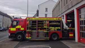 Waterford City Fire Service made the comments on Facebook