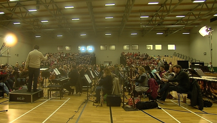A very special performance - 500 children to sing with RTÉ National Symphony Orchestra