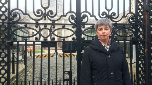 Louise O'Keeffe won a ruling five years ago that the State was vicariously liable for the sexual abuse she suffered at the hands of her former national school principal
