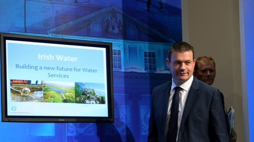 Commission was surprised at changes to Irish Water's fees