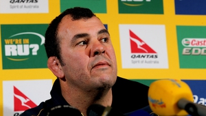 Michael Cheika has lost two of his first three games in charge of the Wallabies