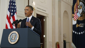 Barack Obama says the report significantly damages the United States' global standing