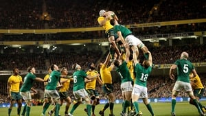 Ireland will be out to avenge last year's 32-15 loss against the Wallabies
