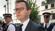 Andy Coulson has served less than five months of an 18-month term imposed in July