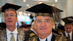 James Dyson (right) set to spend £1 billion on research and development