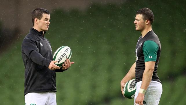 Schmidt, Sexton, Henshaw 'noticed' by All Blacks