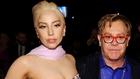 Lady Gaga; Elton John