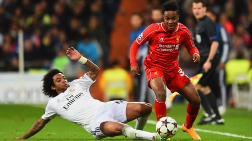 Raheem Sterling: 'I just love playing football for club or country'
