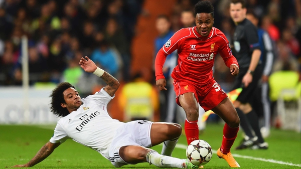 Raheem Sterling has turned down a contract extension from Liverpool