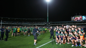 Australia hold the Cormac McAnallen Cup