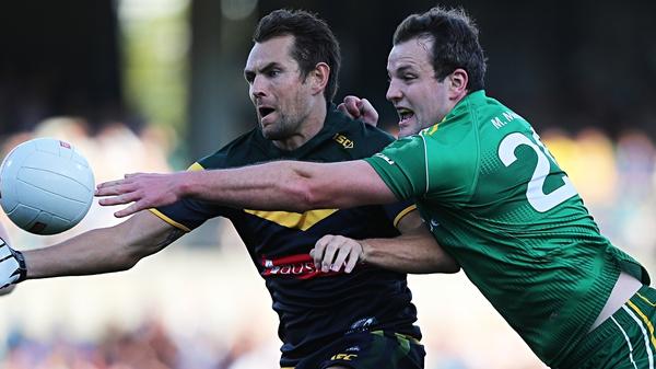 Luke Hodge (left) will once again feature for Australia