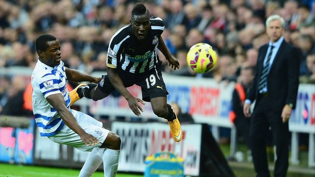 Sissoko fires Newcastle into top four