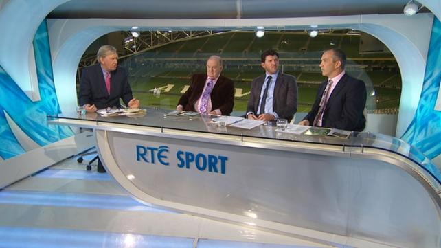 VIDEO: Hook, Horgan and O'Shea on Ireland's win