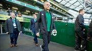 Joe Schmidt has paid tribute to the support generated by Ireland's fans at the Aviva Stadium