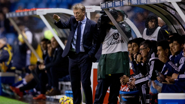 Moyes disappointed with debut draw