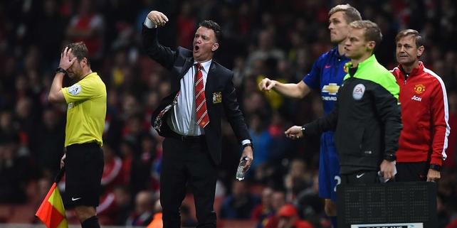 Arsenal fan arrested over United incident