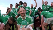 Kilmallock's Paudie and Fiadh O'Brien lead the celebrations