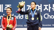 Katie Taylor has won a fifth successive gold medal