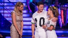 Backshall and Jordan lost out to Casualty star Sunetra Sarker and her professional dance partner Brendan Cole in the dance-off