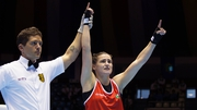 Katie Taylor was the big name fighting at the National Stadium on Friday night