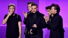 Along with Artist of the Year, One Direction also won Best Pop/Rock Band, Duo or Group and Best Pop/Rock Album
