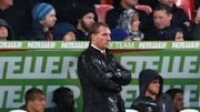 Brendan Rodgers' side are on a run of four consecutive defeats