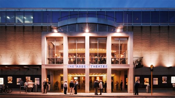 Abbey Theatre. Photograph by Ros Kavanagh courtesy of the Abbey Theatre.