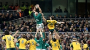 Clean sweep for Ireland in autumn internationals