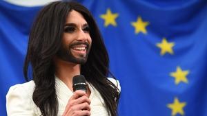 Conchita Wurst has revealed details of HIV treatment