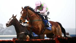 Faugheen is a top-price 9-4 favourite for the Champion Hurdle