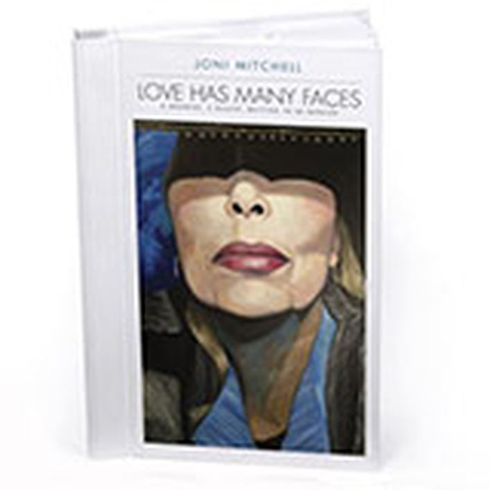 Joni Mitchell profile