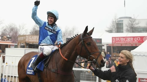 Fingal Bay's last run over fences came almost two years ago