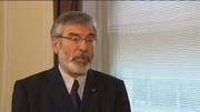 RTÉ News: Interview with Gerry Adams