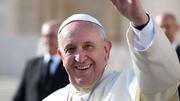 An Pápa Francis i Strasbourg inniu