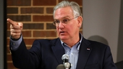 Jay Nixon said the National Guard would be deployed in support roles