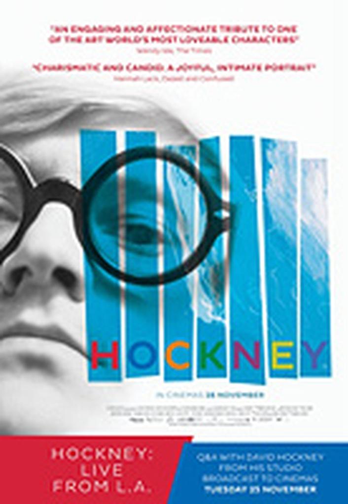 """Documentary film """"Hockney"""""""