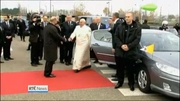 Six One News: Pope Francis calls on MEPs to keep demo