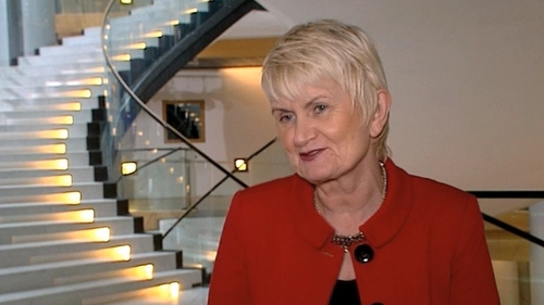Independent MEP Marian Harkin has been in the European Parliament for nearly 15 years