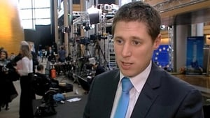 Matt Carthy won the third of four seats in the Midlands North West constituency in the 2014 European election