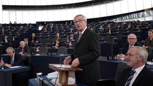 Jean-Claude Juncker said Europe needs a 'kick-start'
