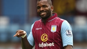 Darren Bent has made eight appearances for Villa this season but failed to score