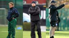 Ireland under Eddie O'Sullivan and Declan Kidney rose only to struggle - will the same fate befall Joe Schmidt's side?