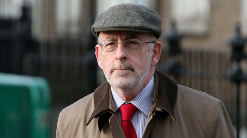 Patrick Honohan is due to chair a meeting tomorrow to launch the Central Bank's annual report