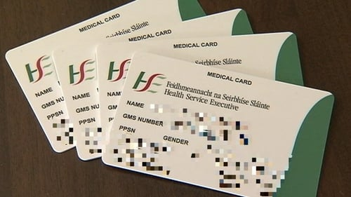 """""""The issue of this charge is amplified in the medical card population in Ireland because those who are socio-economically disadvantaged and aged over70 years of ageare overrepresented"""""""