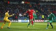Rickie Lambert fires home Liverpool's opener