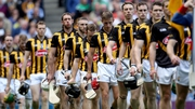 """They are essentially like brothers,"" said Brian Hogan of his Kilkenny teammates"