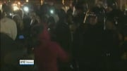 Nine News: Protests taking place across the US in wake of Ferguson decision