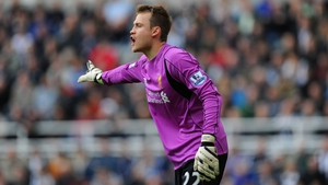 Simon Mignolet still has the support of Brendan Rodgers