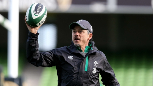 Les Kiss will work closely with head coach Neil Doak in his new job at Ulster