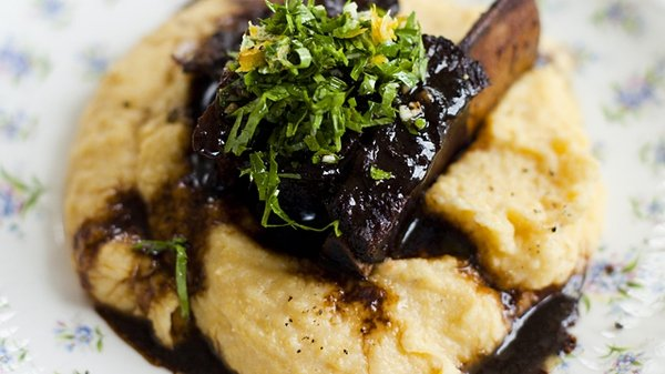 Rachel Allen's Braised Beef Short Ribs with Red Wine